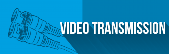 Video and audio transmission via twisted pair