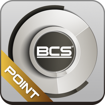 Mobile application BCS POINT